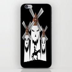 QUIXOTE iPhone & iPod Skin