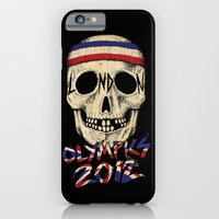 iPhone & iPod Case featuring London Olympics 2012 by Alejandro Giraldo