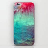 Weathered Lore I iPhone & iPod Skin