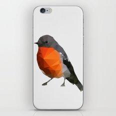 Geo - Robin iPhone & iPod Skin