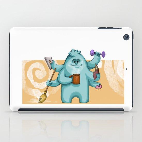 Multitasking Monster iPad Case