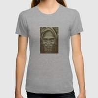 Remember About Japan Womens Fitted Tee Athletic Grey SMALL