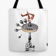 Thoughts of Centrifuge Tote Bag