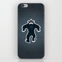Triclops iPhone & iPod Skin