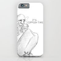 coffeen time! iPhone 6 Slim Case