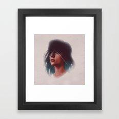 6.8 Framed Art Print