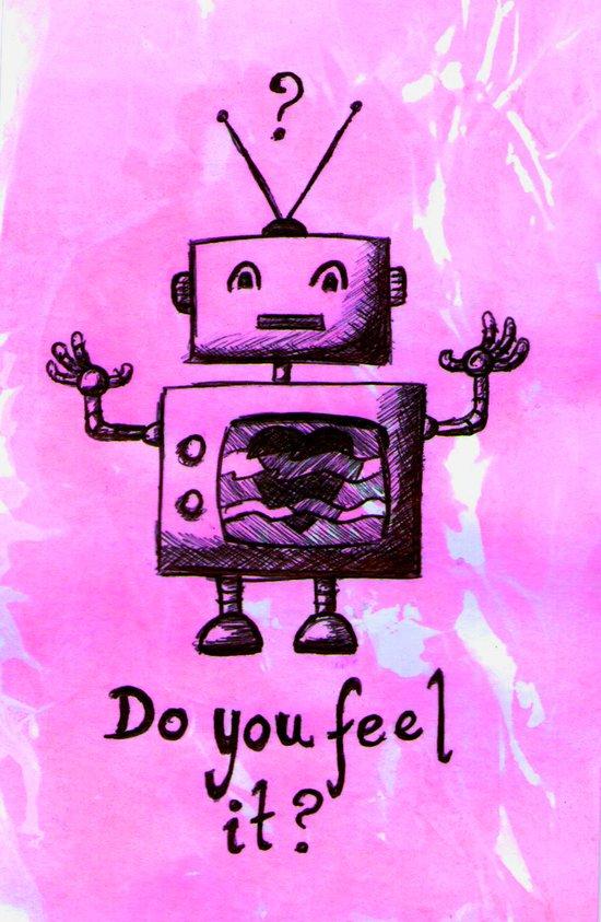 Do You Feel It? Art Print