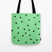 Mint Chip Tote Bag
