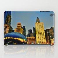 Chicago Bean iPad Case