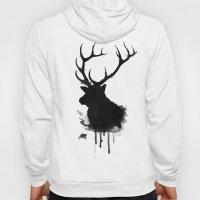 Elk - Deer Hoody