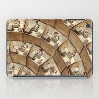 The Rings of Cubicle Hell iPad Case