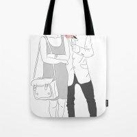 couprel Tote Bag