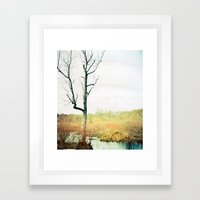 Four Framed Art Print