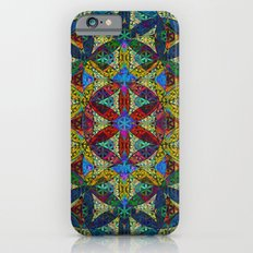 The Flower of Life (Sacred Geometry) Slim Case iPhone 6s