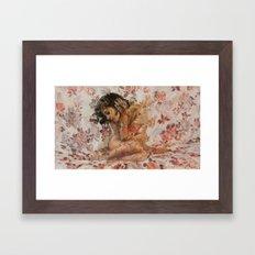 Mayflower Framed Art Print