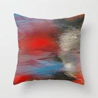 Detail' Drip Control Throw Pillow