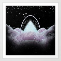 Mathemystics - Void Art Print