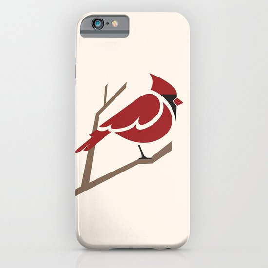 Cardinal iPhone & iPod Case