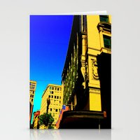 Dowtown Crossing Stationery Cards