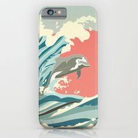 Dolphin Happiness iPhone 6 Slim Case