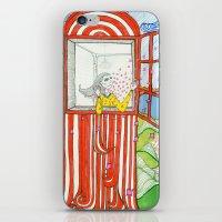 De Dónde Vienen Las Mar… iPhone & iPod Skin