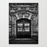 University Of Toronto Me… Canvas Print