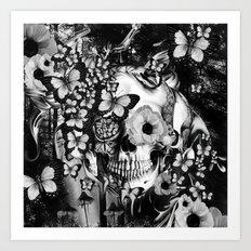 REM Art Print