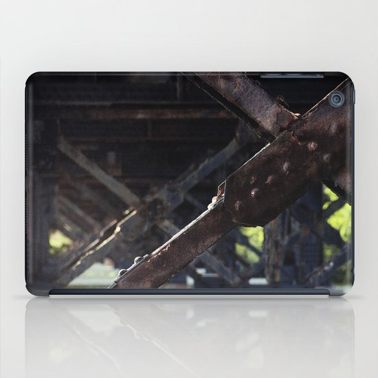 Test of Time iPad Case