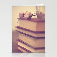 Stationery Cards featuring Books by Julia Goss Photograp…