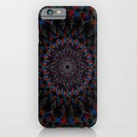 Rift Rose iPhone 6 Slim Case