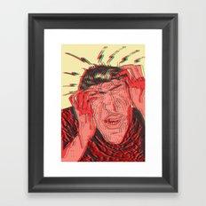 ST1 Framed Art Print