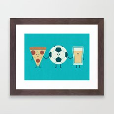 Dream Team Framed Art Print