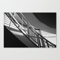 Getty Abstract No.3 Canvas Print