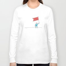 let's be magnificent Long Sleeve T-shirt