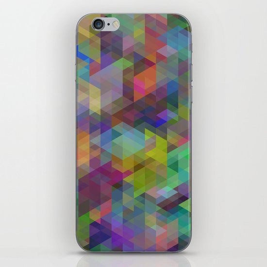Panelscape - #11 society6 custom generation iPhone & iPod Skin