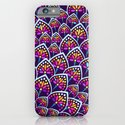 Madeleine Pattern iPhone & iPod Case