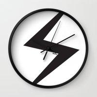 ⚡ zut! Wall Clock