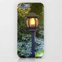 iPhone & iPod Case featuring Lamp Light by ArtistsWorks