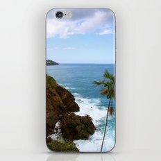 The Bluff iPhone & iPod Skin