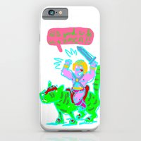 iPhone & iPod Case featuring Masters of the universe of love 1 by QN Benoit TRUONG