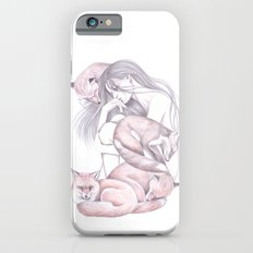 Sleeping Foxes iPhone 6s Slim Case