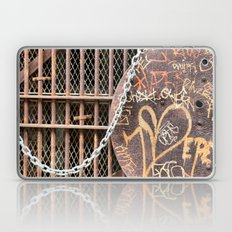 Spray Paint Secret Lover Laptop & iPad Skin