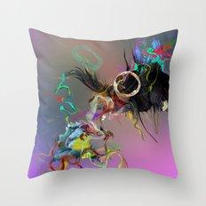 Orynkro Throw Pillow