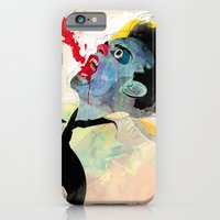 iPhone & iPod Case featuring fountain v2 by Alvaro Tapia Hidalgo
