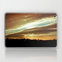 Dawn On The Side Laptop & iPad Skin