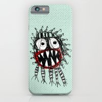 iPhone Cases featuring MONSTER by Matthew White
