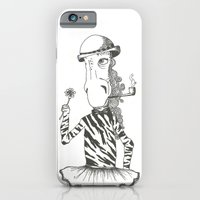 iPhone & iPod Case featuring Like a little girl by Alina Filipoiu
