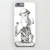 Like A Little Girl iPhone 6 Slim Case