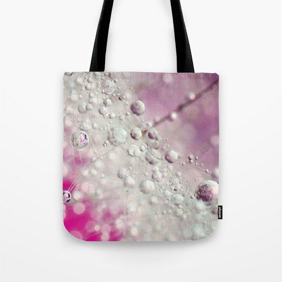 Tutu Pink Drops Tote Bag