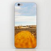 street view iPhone & iPod Skin